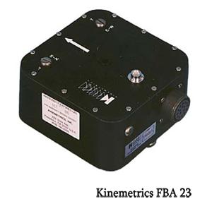 Kinemetrics FBA 23