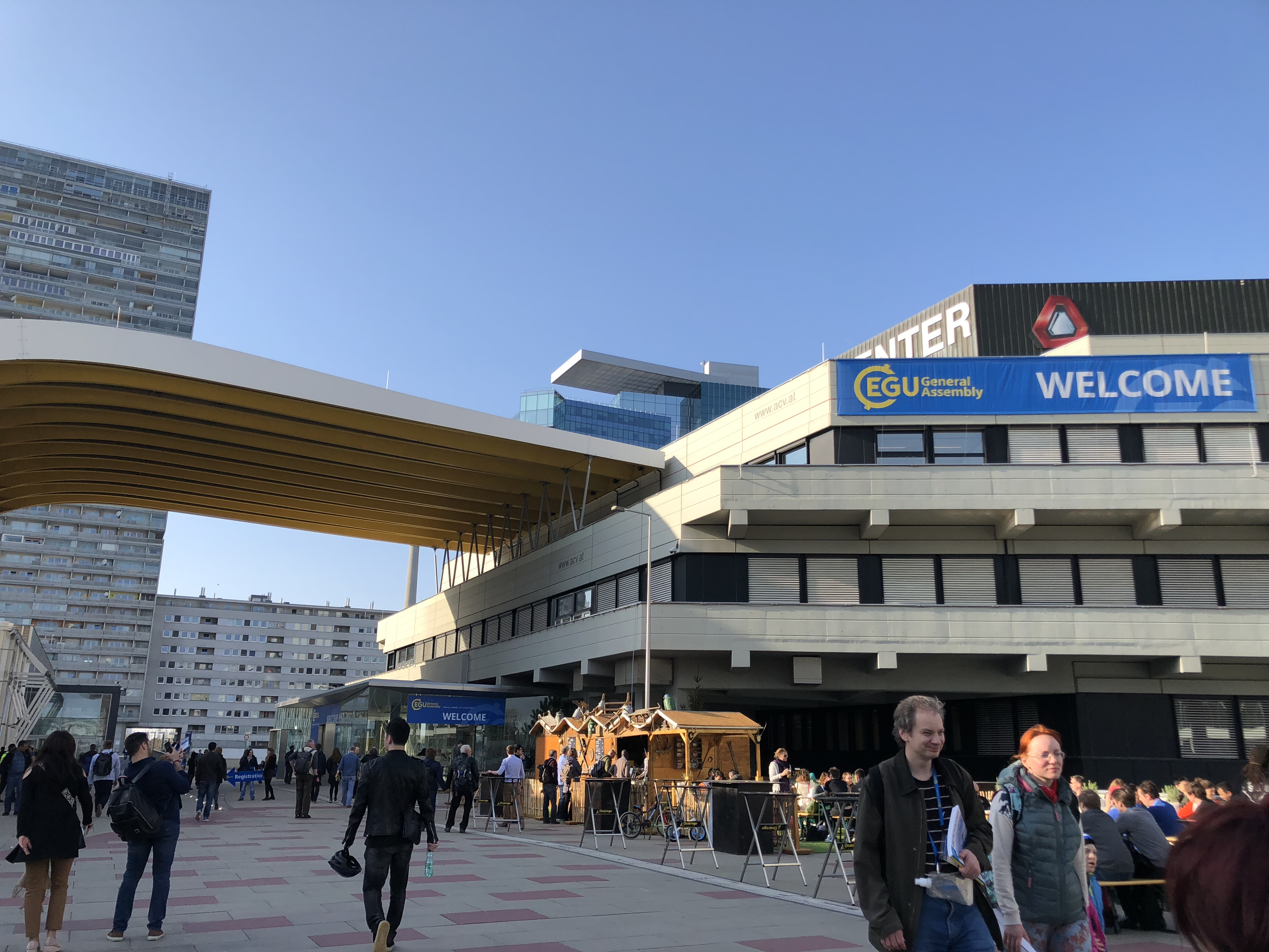 EGU 2018 General Assembly